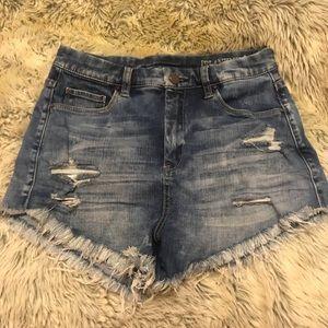 Blank NYC Shorts